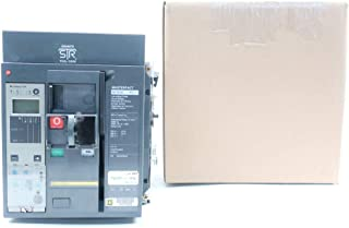 SQUARE D NT08N1 MASTERPACT Low-Voltage Power Circuit Breaker 3P 800A 600V-AC