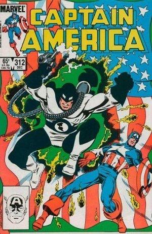 "Download Captain America #312 ""Flag-Smasher Appearance"" B0089ZPDXM"