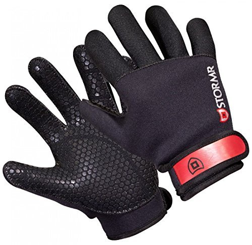 Stormr Strykr 2mm Neoprene Mens and Womens Glove -...