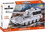 Cobi toys World of Tanks Jagdpanzer E 100, Multicolor