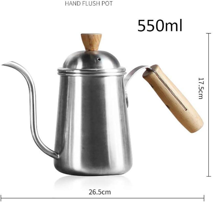 PXX Moulin À Café Manuel -Drip Cafetière Pitcher Glass Set Infusion Cafetière Brewer Parfaits Filtre Pot Share Papier Pot Costume Filtre Mains, 4 Packs,Forfait 2 Forfait 2