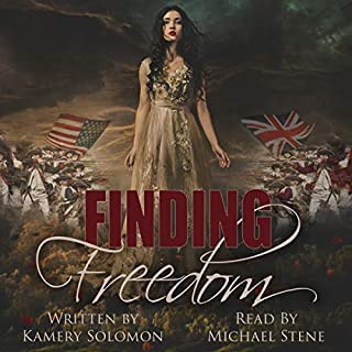 Finding Freedom audiobook cover art