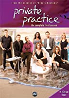Private Practice: Complete Third Season [DVD] [Import]