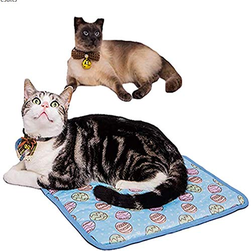 Hotumn - Alfombrilla de refrigeración para Gatos, para Perro o Gato