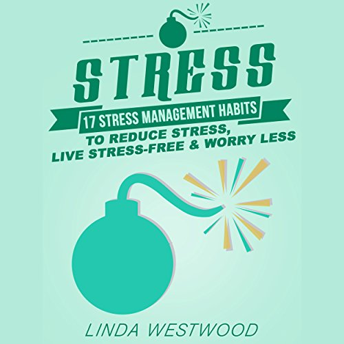 Stress audiobook cover art