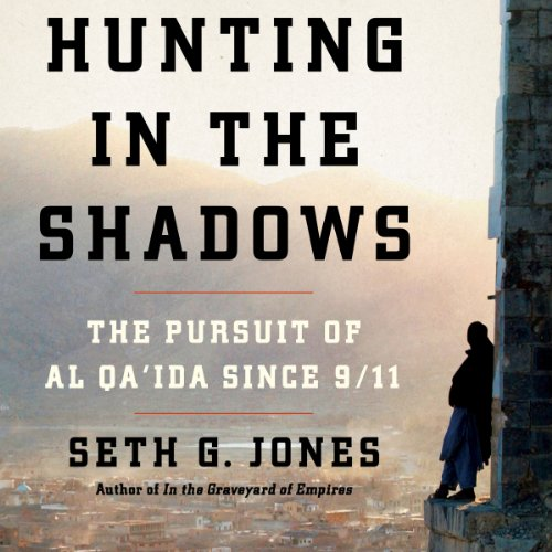 Hunting in the Shadows audiobook cover art