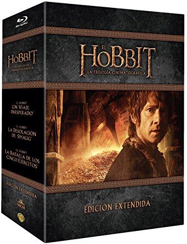 Trilogia El Hobbit Extendida Blu-Ray [Blu-ray]