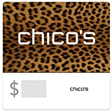 Chico's Gift Cards Configuration Asin - Email Delivery