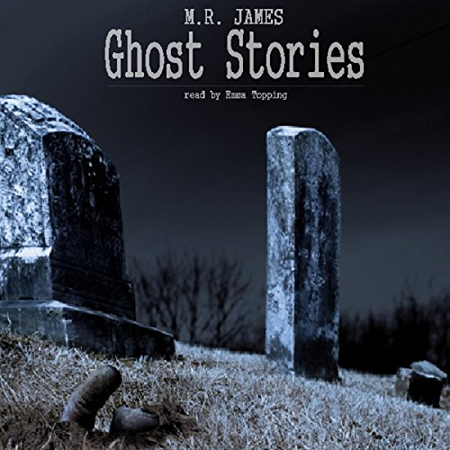 Ghost Stories audiobook cover art