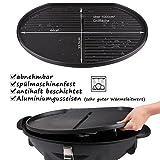 TZS First Austria elektrischer Standgrill - 2