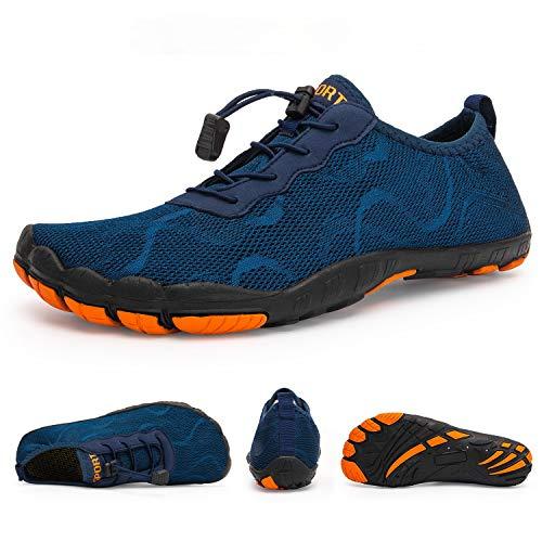 Pattrily Zapatos de agua Red Beach Mujeres Upstream Sneakers al aire libre...