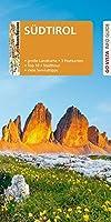 GO VISTA: Reisefuehrer Suedtirol: Mit Faltkarte und 3 Postkarten