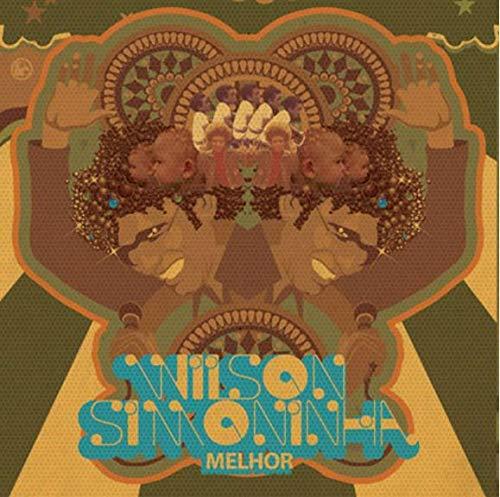 Wilson Simoninha - Melhor [CD]