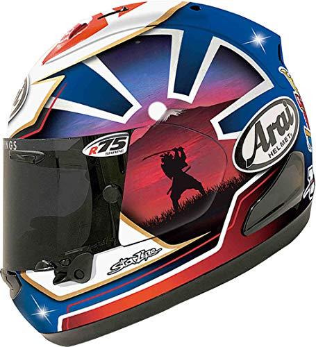 Arai RX-7V Pedrosa Spirit Special Edition Helm Rot/Weiß/Blau XS (53/54)