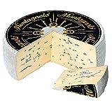 Queso Azul Cremoso Montagnolo - Hecho a partir de leche de vaca pasteurizada y se elabora a partir de una receta tradicional - 2.200 gramos Peso Aproximado