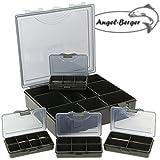 Angel-Berger Carp Tackle Box Medium Karpfen Box