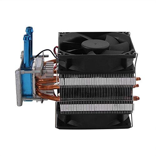 Hilitand Warmtekoeler 12 V Peltier Semiconductor koelapparaat voor waterkoeling systeem met ventilator