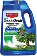 Bayer Advanced 701720 12 Months Tree and Shrub Protect and Feed Granules, 10-Pound (Not Sold in NY)