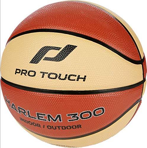 Pro Touch Harlem 300 Basketball Yellowlight/Brown 6
