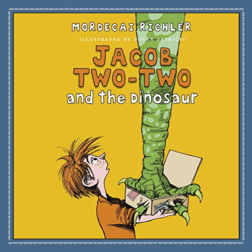 Jacob Two-Two and the Dinosaur cover art