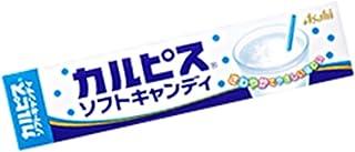 アサヒグループ食品 カルピスソフトキャンディST 10粒×10個