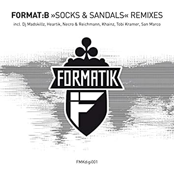 Restless Remixes Session: Socks & Sandals