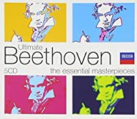 Ultimate Beethoven [5 CD Box Set] by Various Artists (2006-11-14)