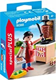 PLAYMOBIL Especiales Plus- Vendedor de Kebab Juguete, Multicolor, única (9088)