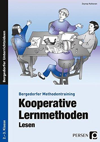 Kooperative Lernmethoden: Lesen: 2. und 3. Klasse: Bergedorfer Methodentraining
