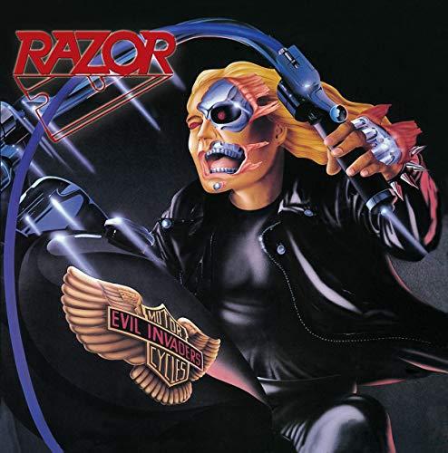 Razor: Evil Invaders - Reissue [Vinyl LP] (Vinyl)