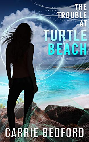 The Trouble at Turtle Beach: A Kate Benedict Paranormal Mystery (The Kate Benedict Series Book 6) by [Carrie Bedford]