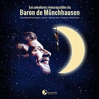 Page de couverture de Les aventures remarquables du Baron de Münchhausen