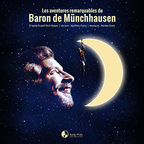 Les aventures remarquables du Baron de Münchhausen audiobook cover art