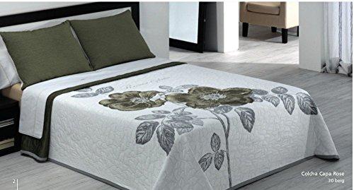 TEXTILONLINE - Quilt Cape Rose (Bett 150 cm...