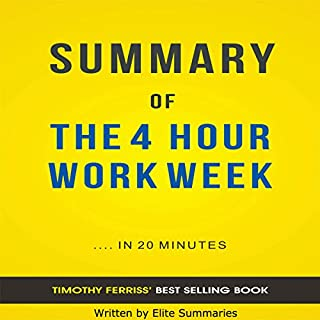 The 4 Hour Work Week, by Timothy Ferriss Titelbild