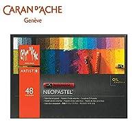 カランダッシュ 7400-348 ネオパステル 48色セット 紙箱入 619433