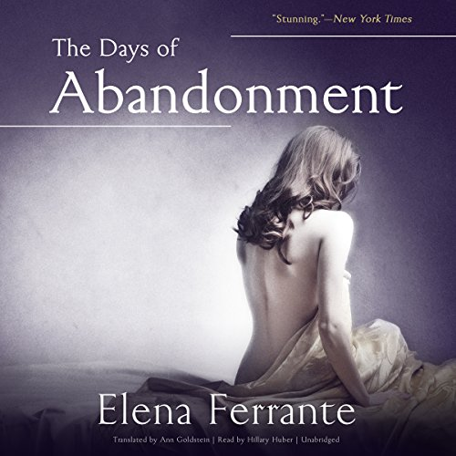 The Days of Abandonment cover art