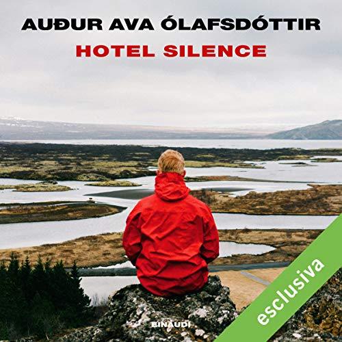 Hotel silence audiobook cover art