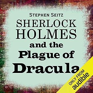 Sherlock Holmes and the Plague of Dracula copertina