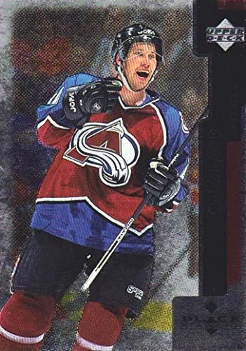 1997-98 Black Diamond Hockey #106 Peter Forsberg Colorado Avalanche