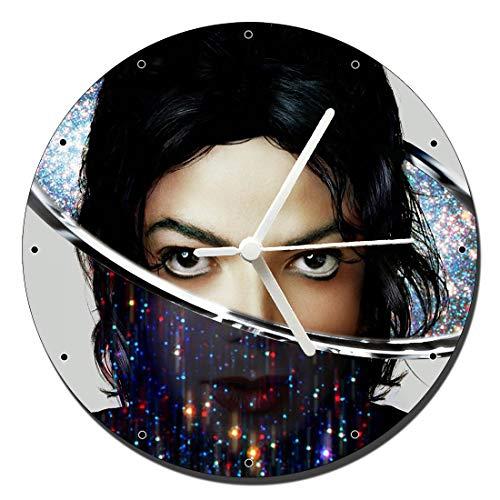 MasTazas Michael Jackson Xscape Orologio da Parete Wall Clock 20cm