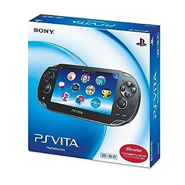 PlayStation Vita 3G/Wi-Fi Model Crystal Black Limited edition (PCH-1100AB01)