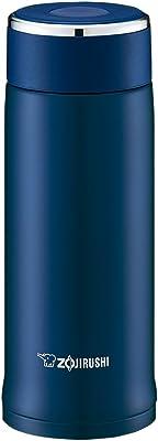 象印 ( ZOJIRUSHI ) 水筒 直飲み ステンレスマグ 360ml ネイビー SM-LA36-AD