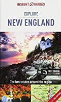 Insight Guides Explore New England (Travel Guide with Free eBook) (Insight Explore Guides)