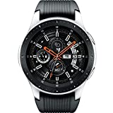 Samsung Galaxy Watch (46mm) Silver (Bluetooth), SM-R800 – International Version -No Warranty