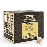 Note d'Espresso Italiano - Cápsulas de tisana de jengibre, 2g (caja de 100 unidades) Compatible con cafeteras Nespresso*