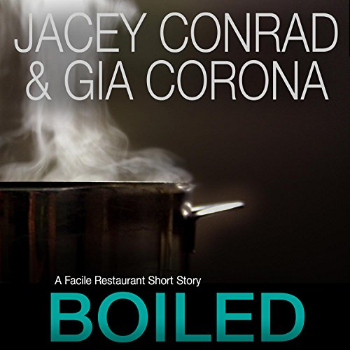 Boiled audiobook cover art