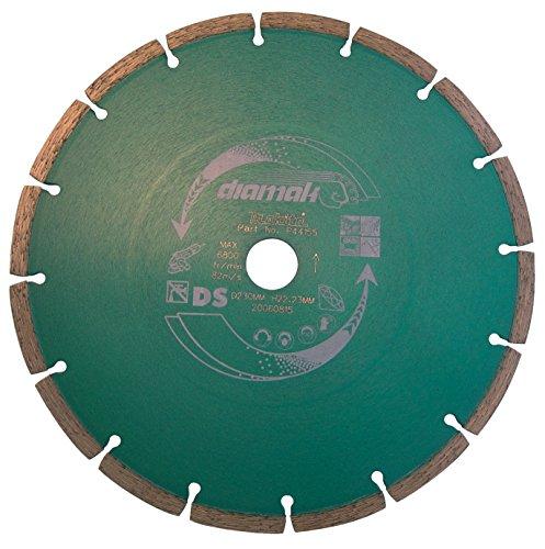 Makita P-34665, Disco diamantato da taglio professionale 115 mm, per Smerigliatrice angolare