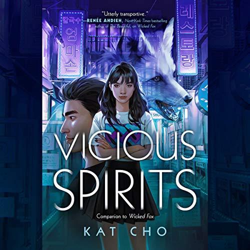 Vicious Spirits cover art