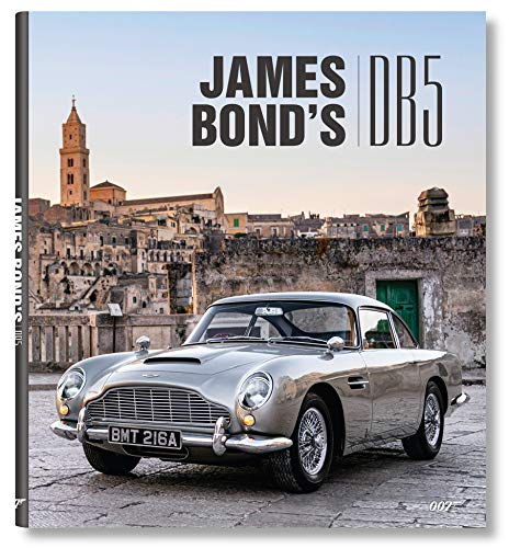 James Bond\'s Aston Martin DB5